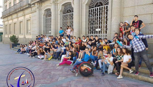 Comenzamos Actividades Complementarias del Curso 2017_18: Visita al Museo Provincial y Biblioteca