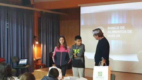 Banco de Alimentos de Huelva en el Estuaria