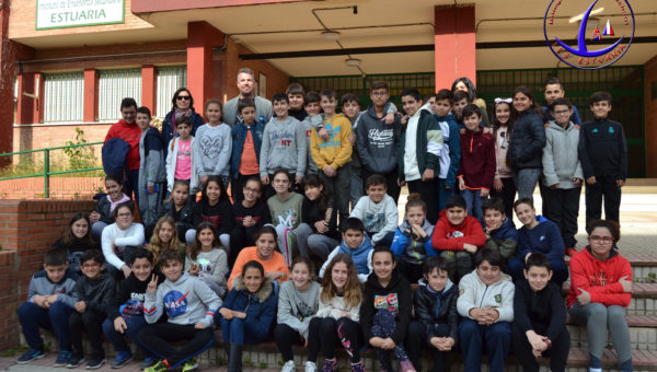 "Visita del alumnado de 6º de Primaria del CEIP ""Profesora Pilar Martínez Cruz"""