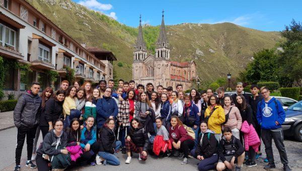 Viaje a Cáceres, Salamanca y Asturias de 4º de ESO