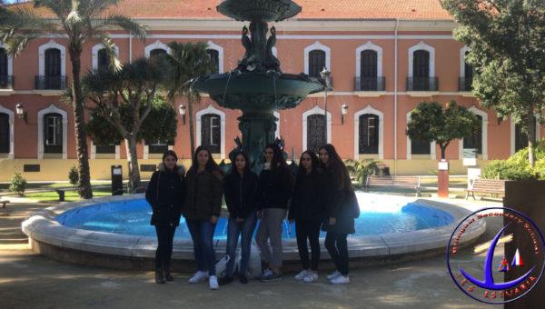 Preparando «Discovering Huelva»