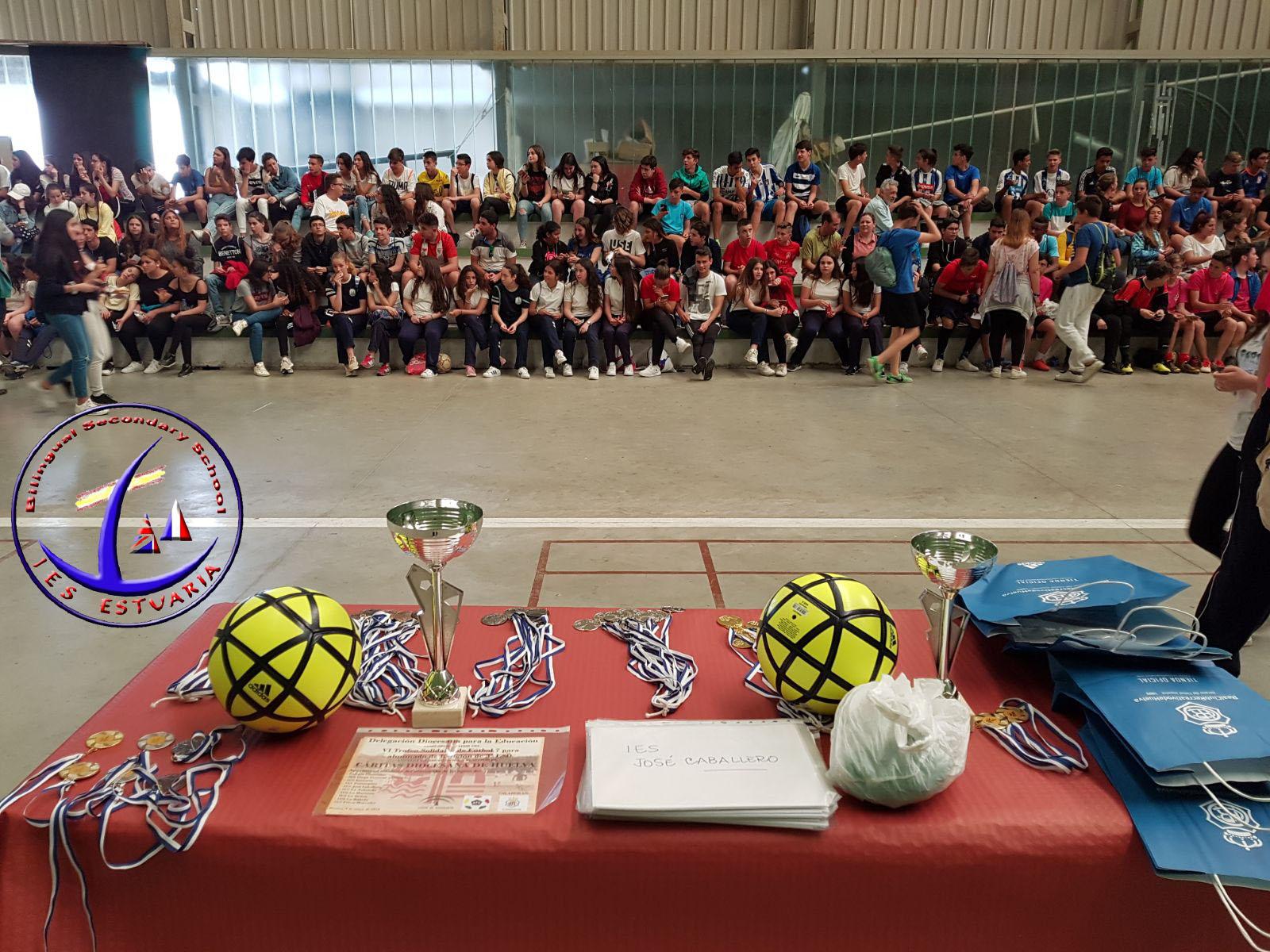 VI Torneo Solidario de Fútbol