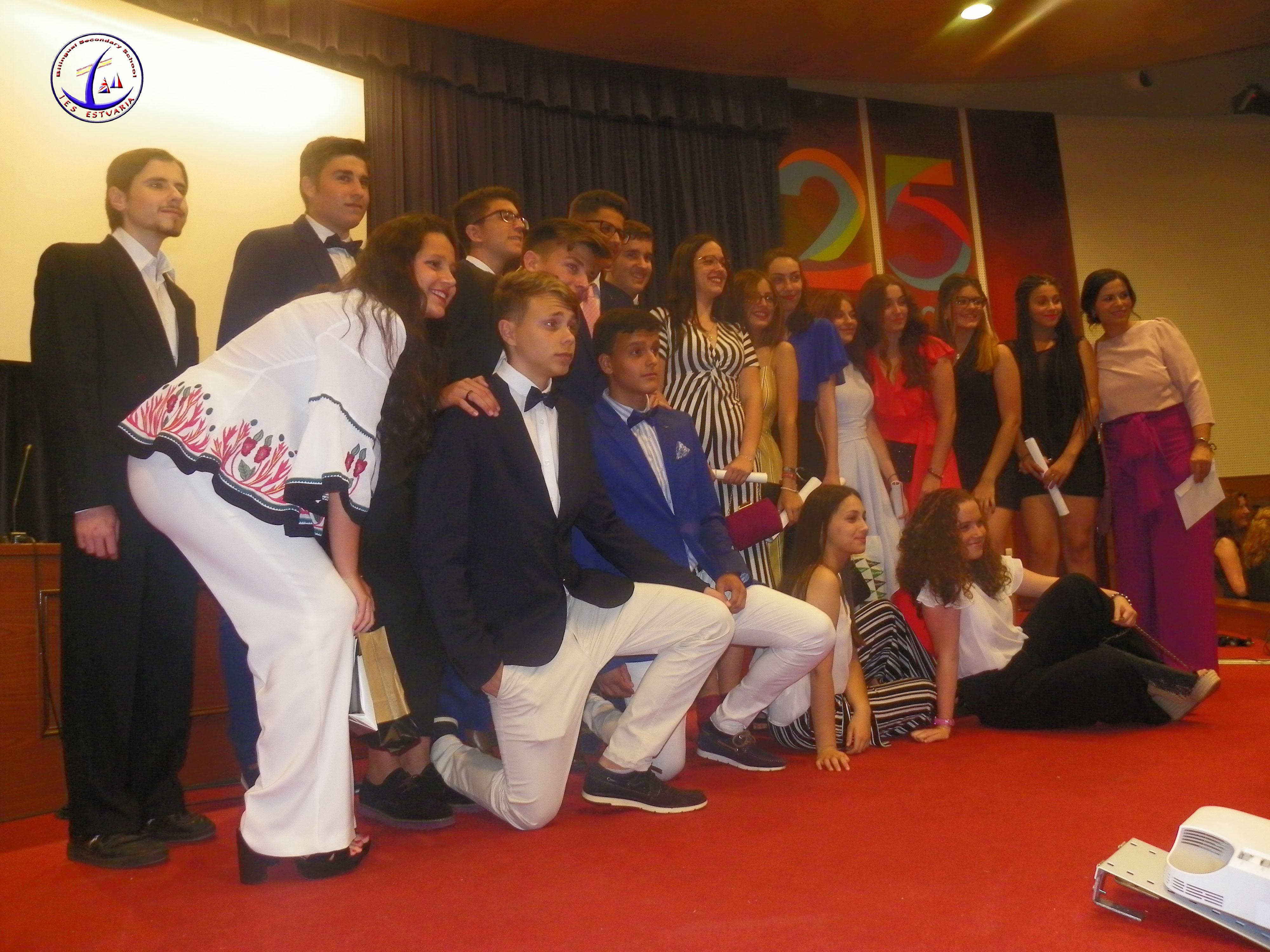 Graduación Junio 2018 en la Universidad de Huelva