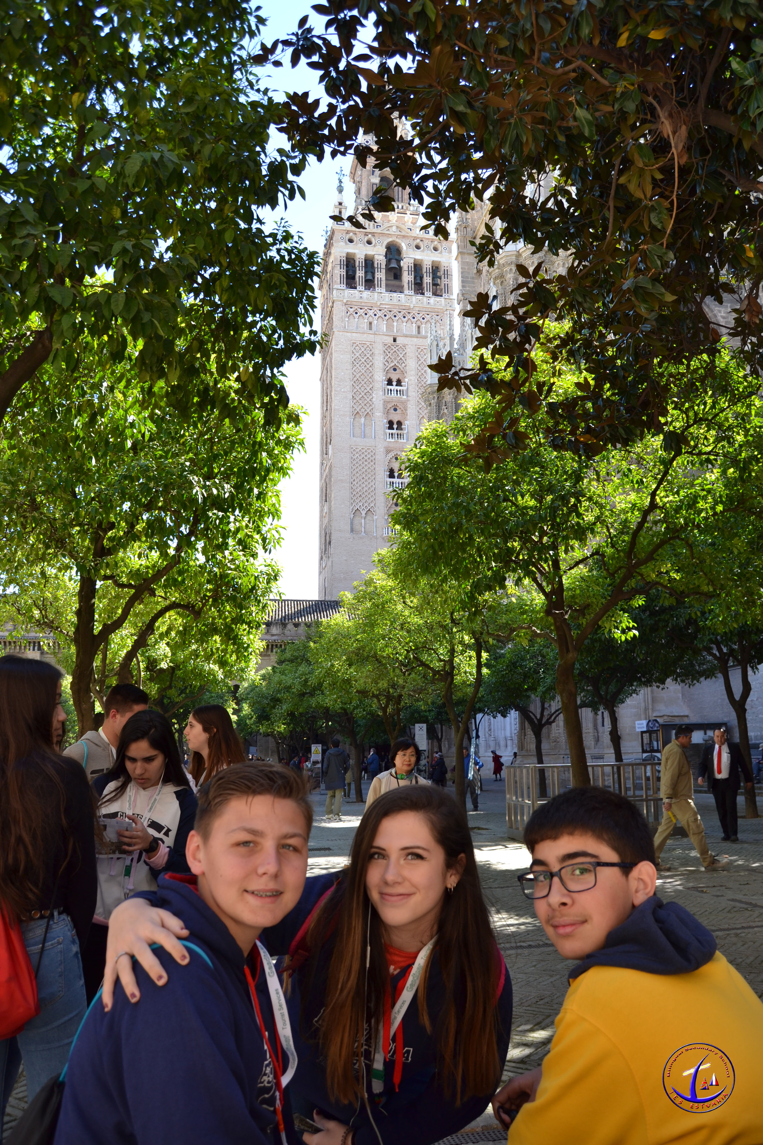 Visita a Sevilla con Caroline Hendricks
